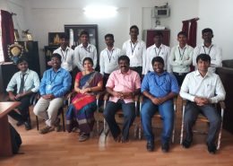 Shree Sathyam College of Engg & Tech has organized On Campus Recruitment by Alpha Associates , Coimbatore on 13-11-2017